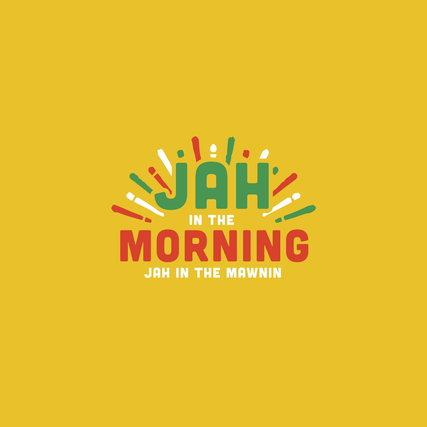 Jah in the Morning Logo