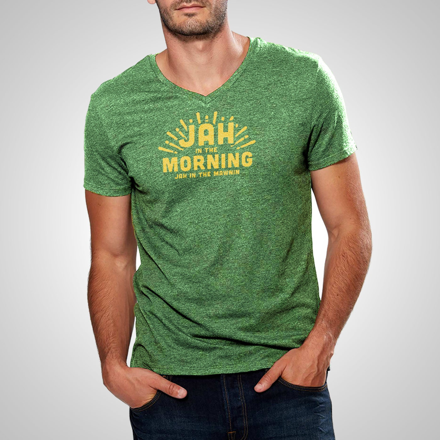 Jah in the Morning Tshirt